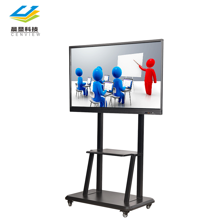 LCD touch screen interactieve whiteboard fabrikant, 75 inch interactieve touch all in one pc whiteboard