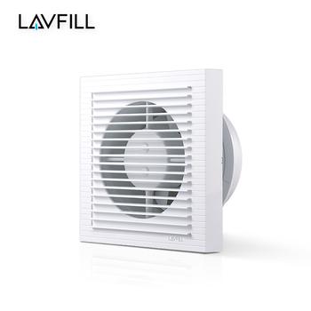 100mm Glass Mounted Small Window Exhaust Fan Bathroom Fan View