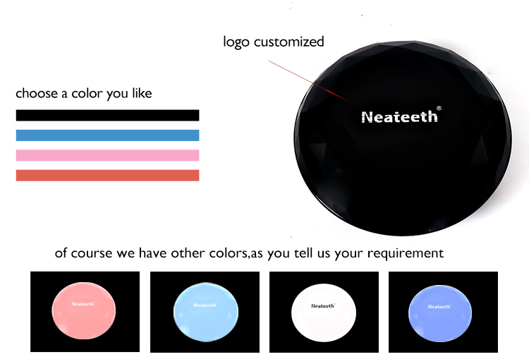 Neateeth CE Approved Popular Brand New OEM Service Professional Adults Home Travel Dental Product Luxury Teeth Whitening Kit