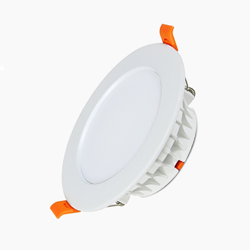 מכירה לוהטת Ultra slim 3w 5W 7W 9W 12W 24w CE ROHS led downlight
