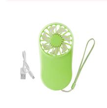 USB карманный тихий маленький вентилятор, портативные вентиляторы для очистки воздуха, портативный мини-вентилятор для зарядки, usb-вентилято...(China)