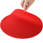 12 Inch Silicone Microwave Mat Non-Stick Oven Mat Microwave Turntable Mat Soft Round Silicone Table Mate