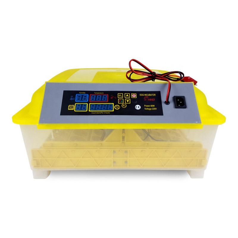 HHD New egg incubator temperature humidity controller 48 chicken eggs