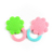 100% Food Grade Silicone Quality Assurance Silicone Teething Mitt Teether Bpa