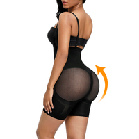 High Quality tummy control pants Slimming Adjustable Butt Lift Fit Seamless Full Body Shaper