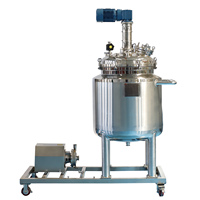Hot Sale Small Electric Mixing Heating Stirring Pressure Tank Manufacturers
