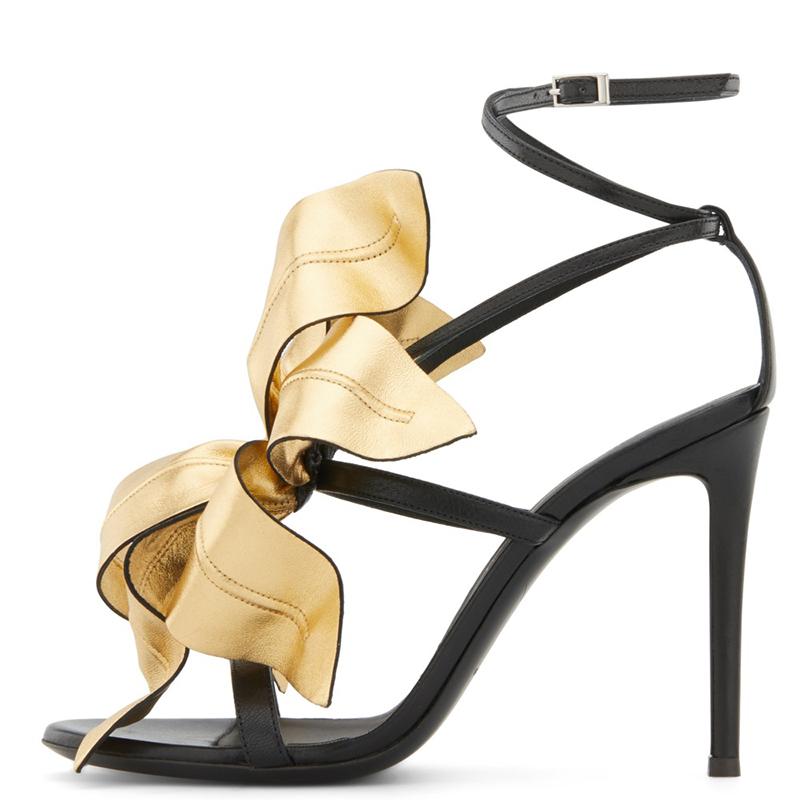 Fashion Designer Sandals Ladies Shoes