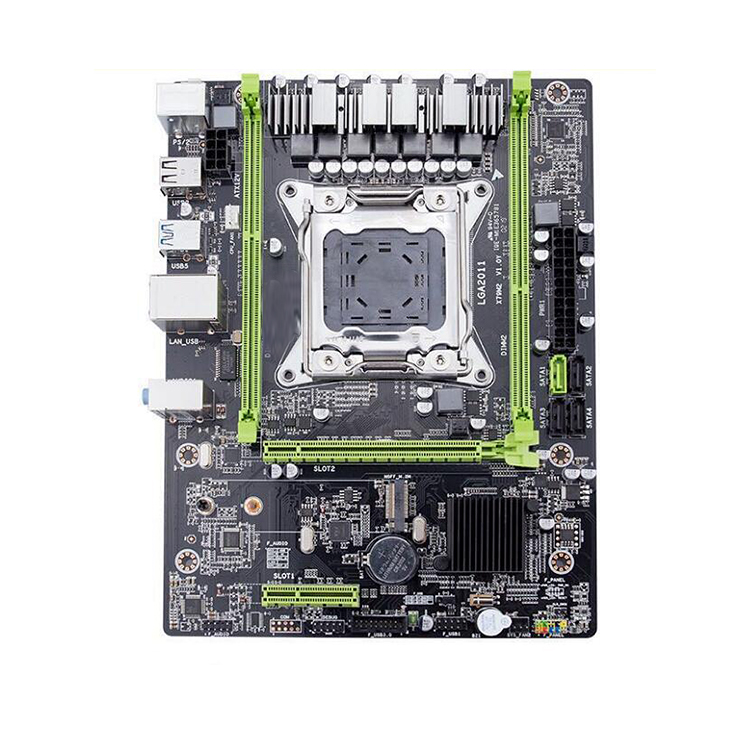 Factory cheap price good quality mainboard brand new LGA 2011 intel X79 motherboard
