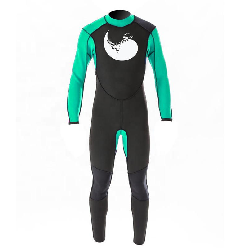 Top Sale Diving Wetsuits for Men Swimming Surfing Neoprene 3mm Full Body Diving Suit