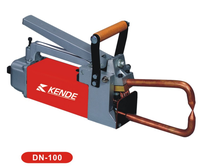 KENDE 115V 220V Dual Voltage Spot Welder Stick Welder Portable Car Transformer Electric Spot Welder DN-100