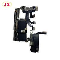 OEM Biggest Discount for iphone XS Unlocked Motherboard 64gb 256 gb, for iphone XS mother board with face ID with warranty