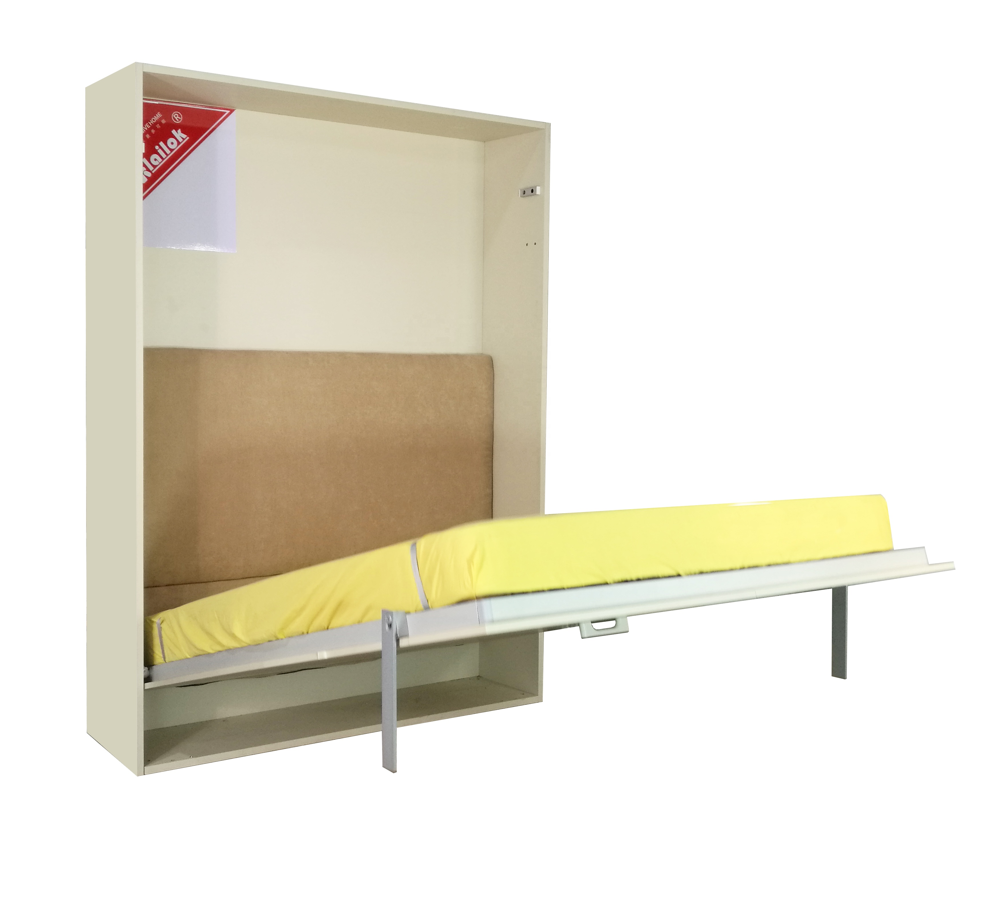 - Folding Bed Hinge Pull Down Wall Bed Hidden Murphy Wall Bed