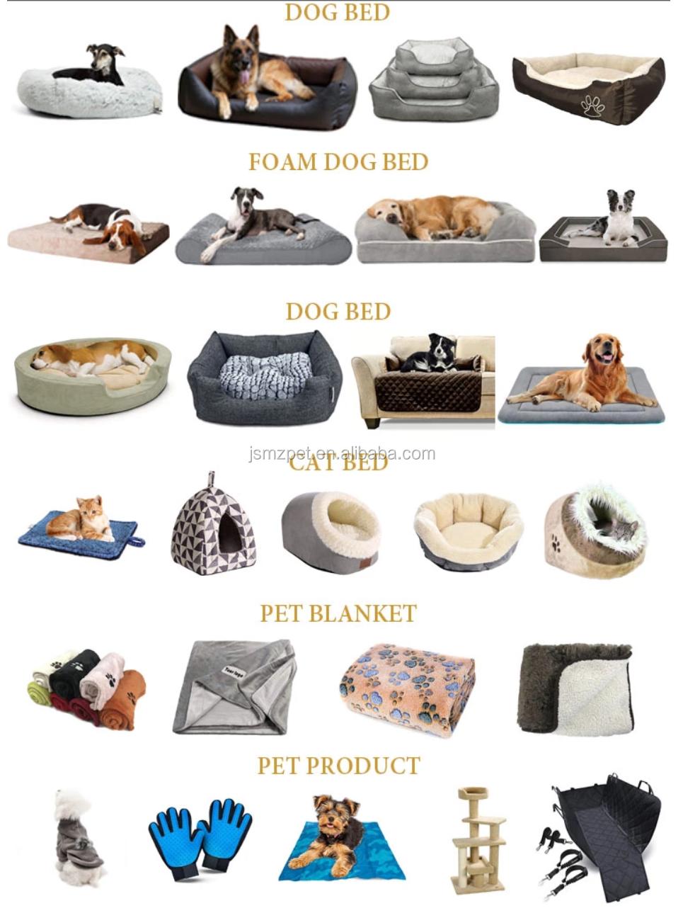 Groothandel luxe zoete fleece huisdier mat katten hond bed