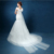 White Lace Wedding Dress Women OEM Custom Bridal Wedding Dress