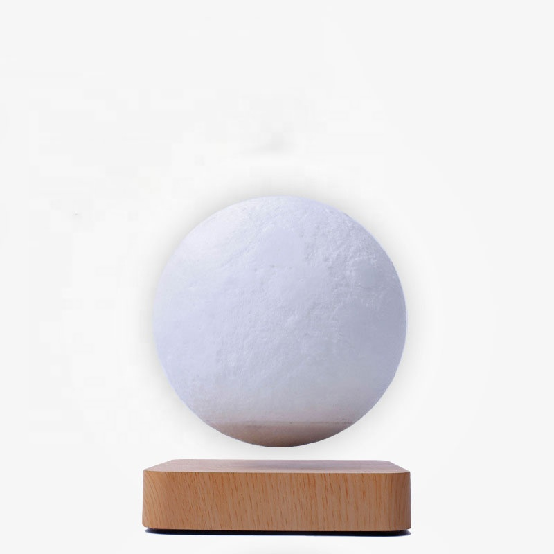 moon lamp 3D print Lunar light Touch 3 Color Change night lamp led bedside night light gift for child