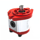 Hydraulic Efficient Rotary gear pump