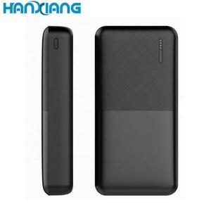 Dual USB Mobile Phone Charging Portable Power Station Laptop PowerBank 5V 2A Battery Power Banks 20000mAh