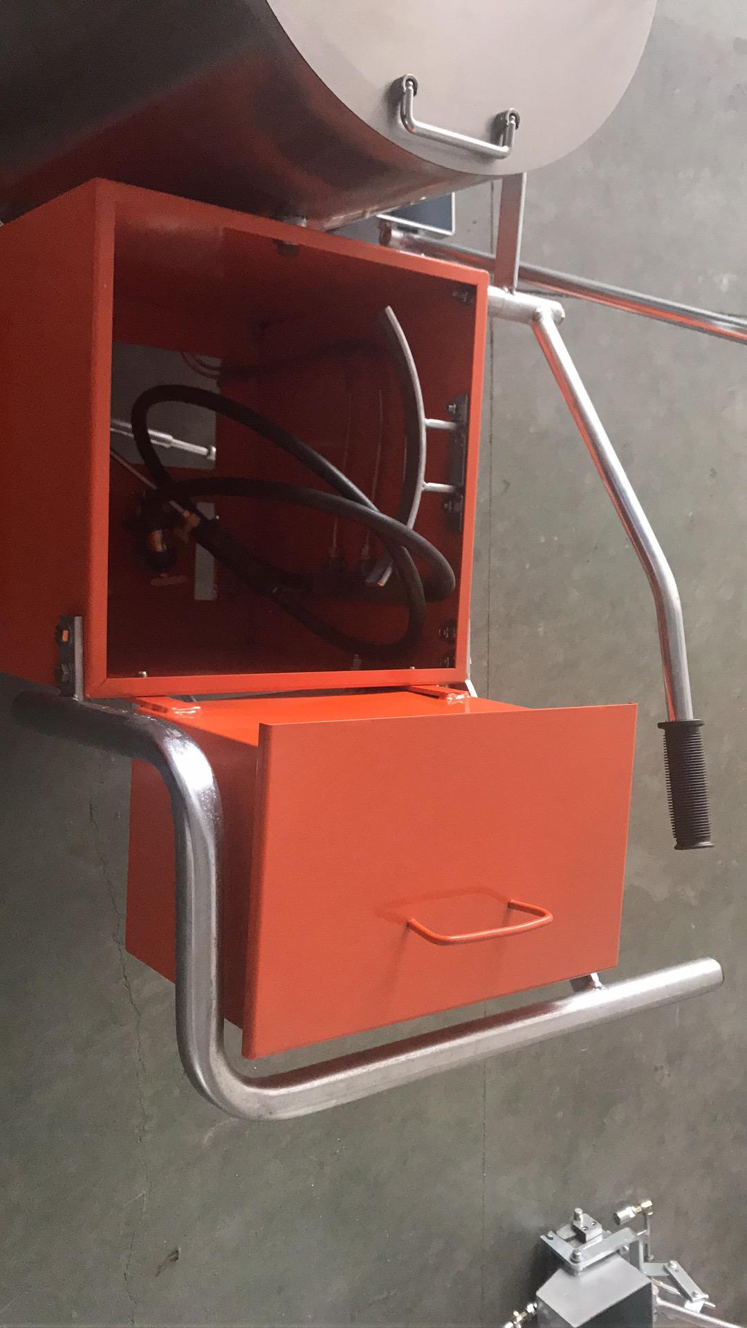 Zelfrijdende Thermoplastische Weg Lijn Markering Machine