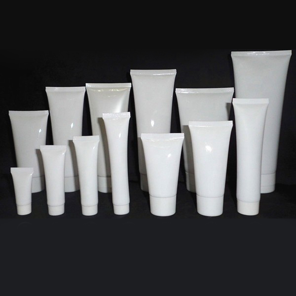 5ml 10ml 15ml 20ml 30ml 40ml 50ml 80ml 100ml 120ml 150ml 200ml Plastic Empty Hand Cream Tube Cosmetic Packaging Tubes