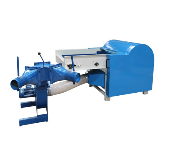 Hot sale China Fiber Opening Machine For Filing Pillow
