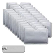 Анти Rfid кредитный держатель для карт блокирующий ридер замок для банковских карт кошелек женский металлический алюминиевый чехол для визи...(Китай)