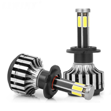 liwiny 12 volt car led lights h7 led headlight car lighting system auto led lamp h11 led lumen