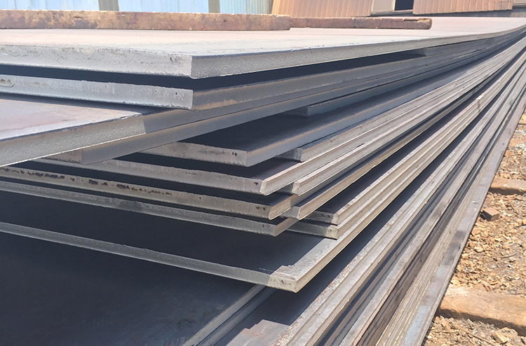 Supplier mild wear-resisting steel plate corten sheets NH steel plates weathering corten steel plate
