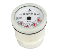 water meter counter