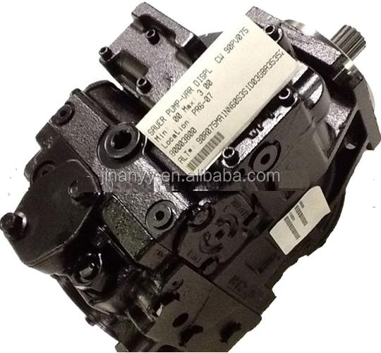 90 Series Sauer 90R75 90R130 Hydraulic Piston Pump For Paver, 90R100 Hydraulic Pump For Sales