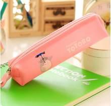 1 шт./лот новый японский мультфильм желе цвет животных серии пенал модные подарки корейские Канцтовары(Китай)