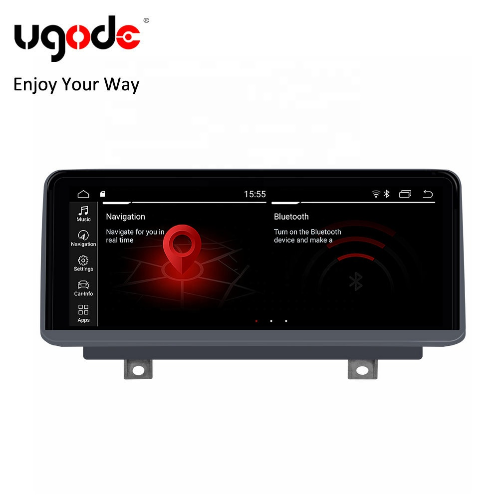 Flash Verkauf Android 9,0 F30 Auto Video Audio Stereo GPS Navigation System für BMW 3 serie 4 serie F30 F82 f80 F33 Android