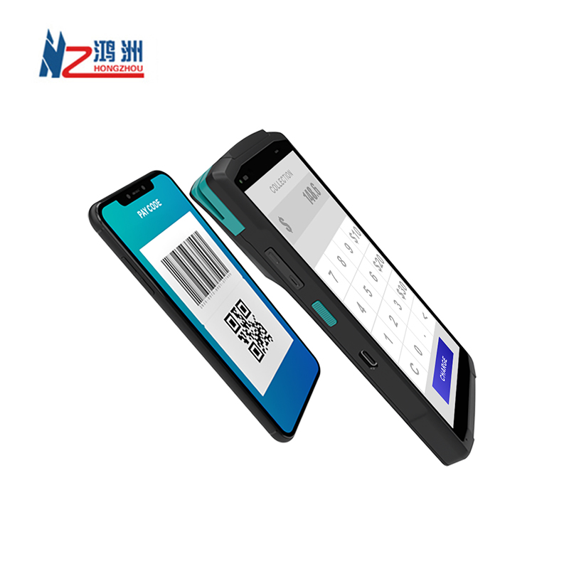 5.7 Inch All In One POS Machine with QR Code Scanner