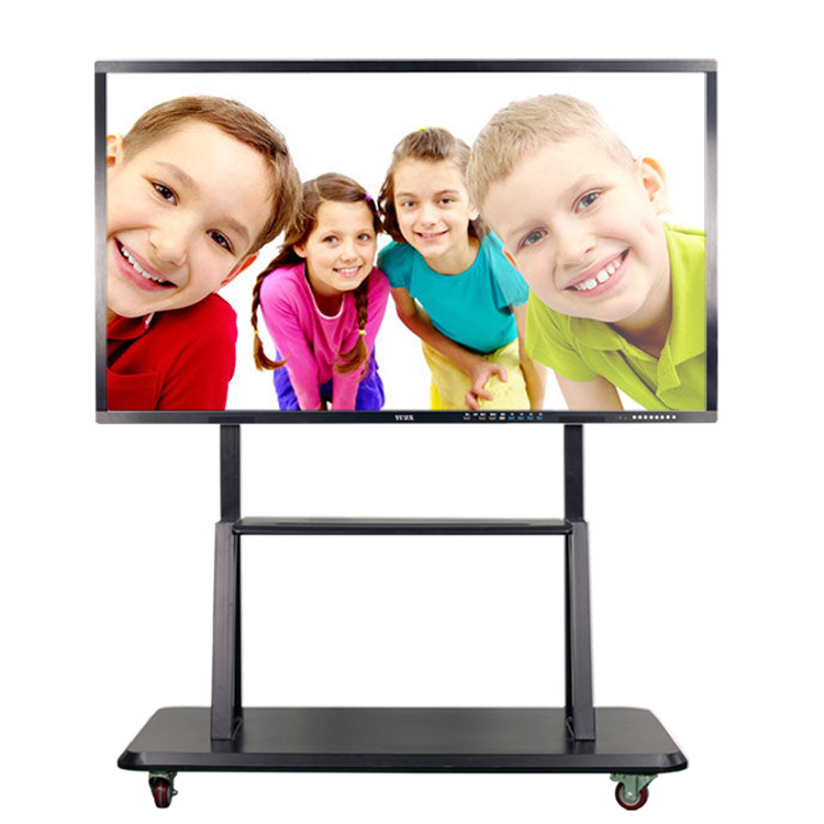 "75 ""pollici Dual Sistema di Internet touch screen Lavagna Interattiva con android tutto in un pc"
