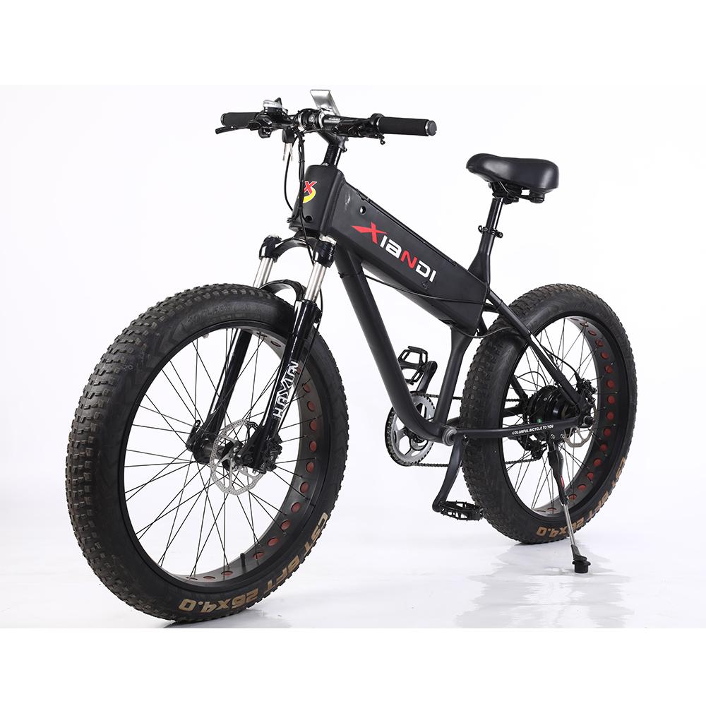 จีน 2020 ไฟฟ้าจักรยาน 250 W ไฟฟ้าจักรยาน 26 นิ้วจักรยานไขมันไขมันยางไฟฟ้าจักรยาน