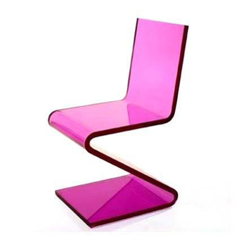 Acrylic Lounge Chair Colorful Choose