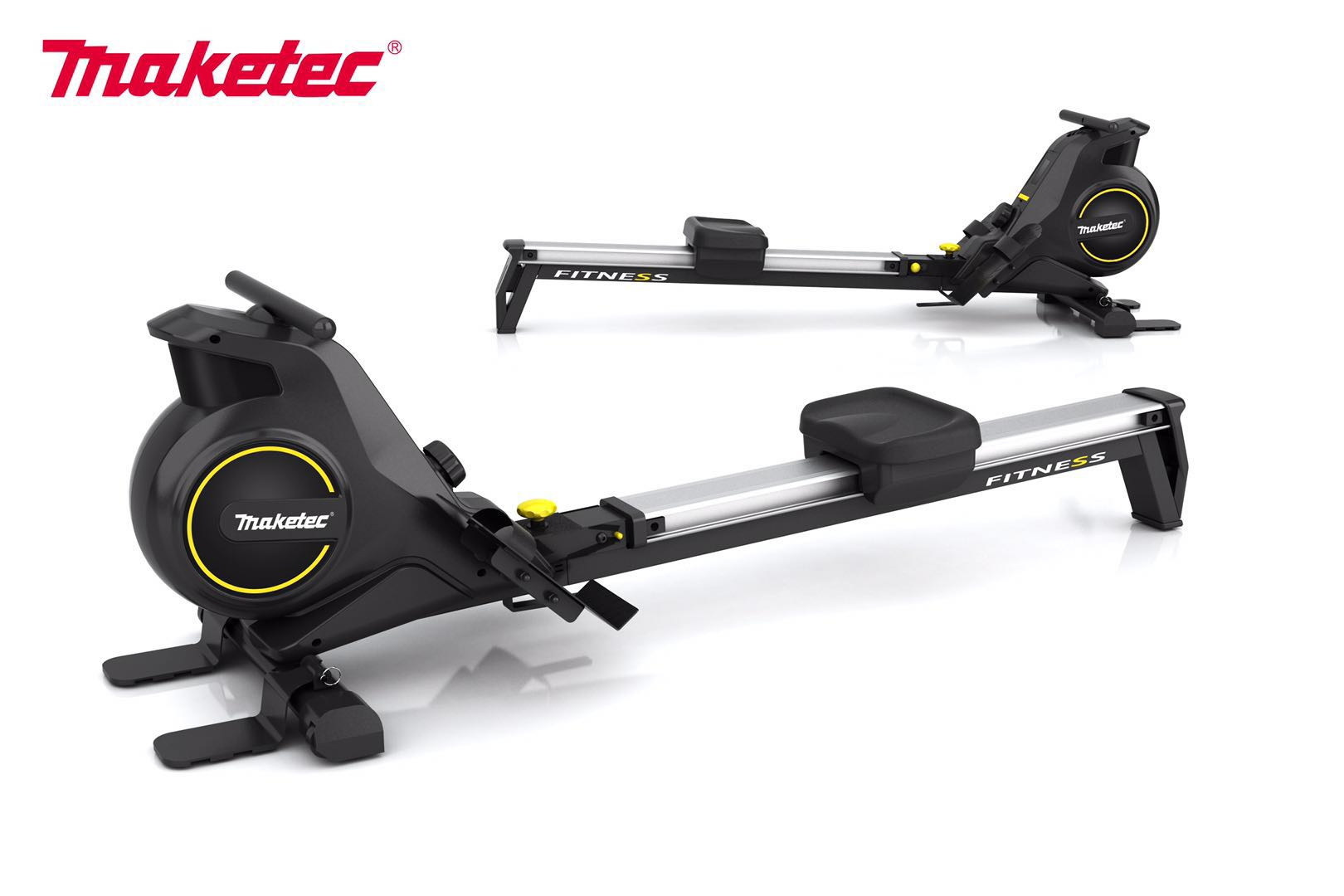 New magnetic rowing machine rowers