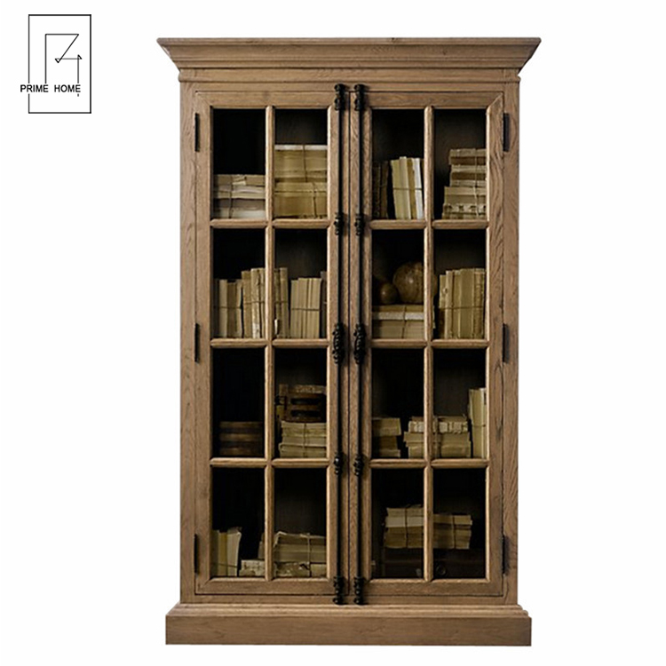 French Style Wholesale Home Furniture Drawing Room File Wooden Cabinet Designs