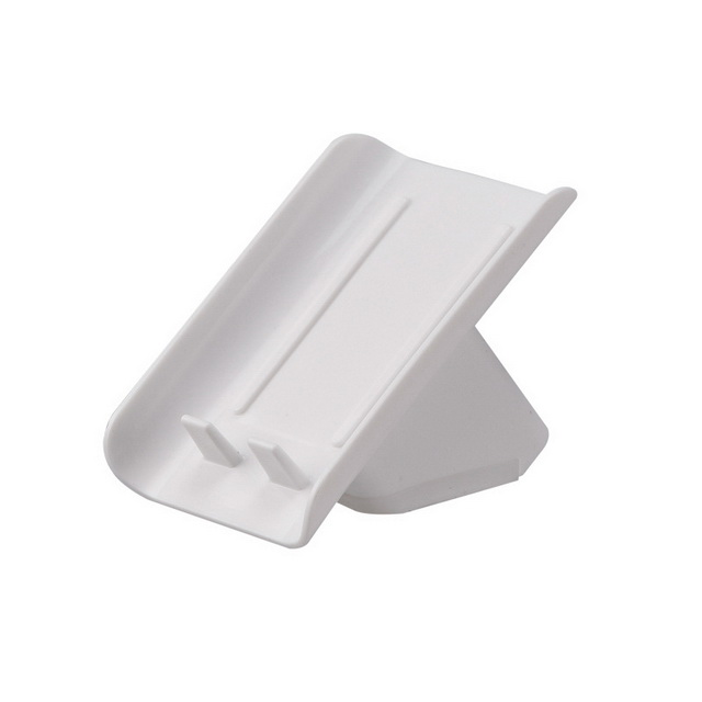 Kitchen Sink Drainer Plastic Sponge Soap Dish with Drain