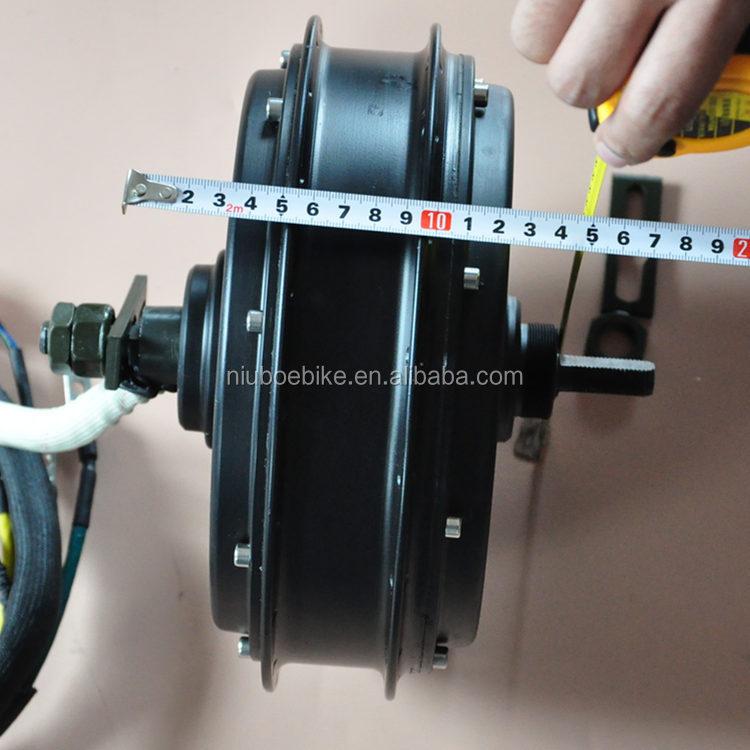 60V-96v 5000 watt Electric Bike/Bicycle Hub Motor Electric Wheel Hub Motor 5kW hub motor