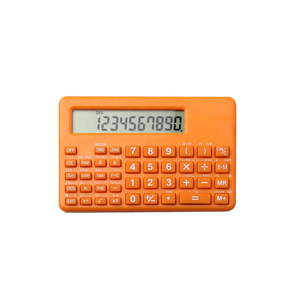 Beliebte Nette Studenten Mit 10 Ziffern Mini Scientific Calculator für Kinder