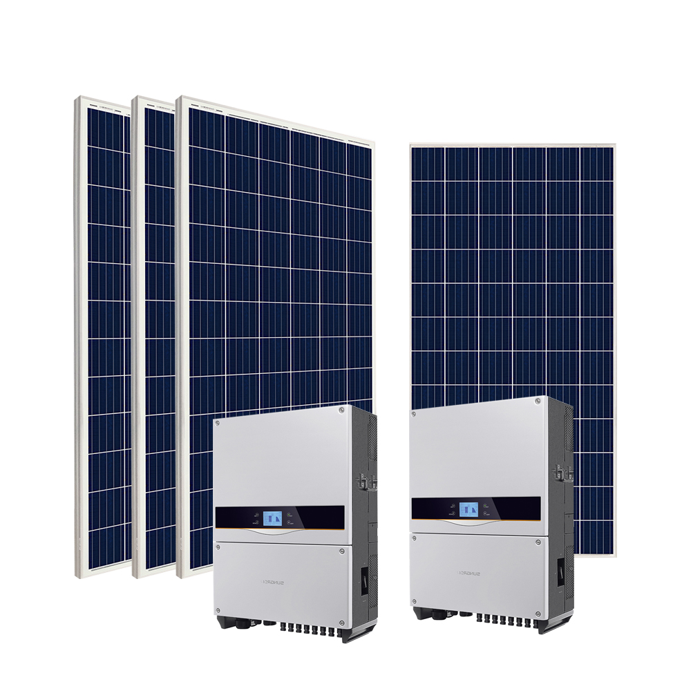 Complete package 5kw 10kw solar off grid power storage battery system 6kw PV plant for sale