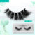 Real fake eyelashes mink private label