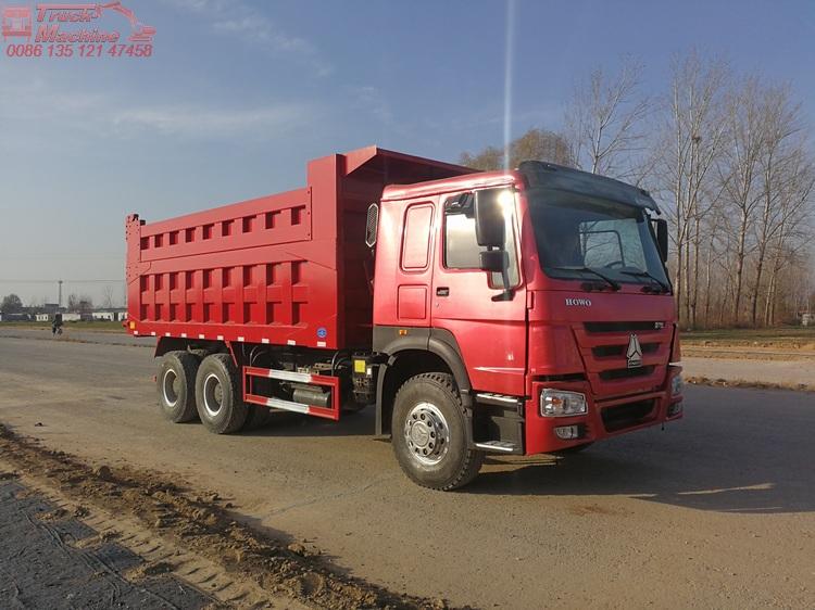 Dump Trucks Sent To Ethiopia - Product Information - News