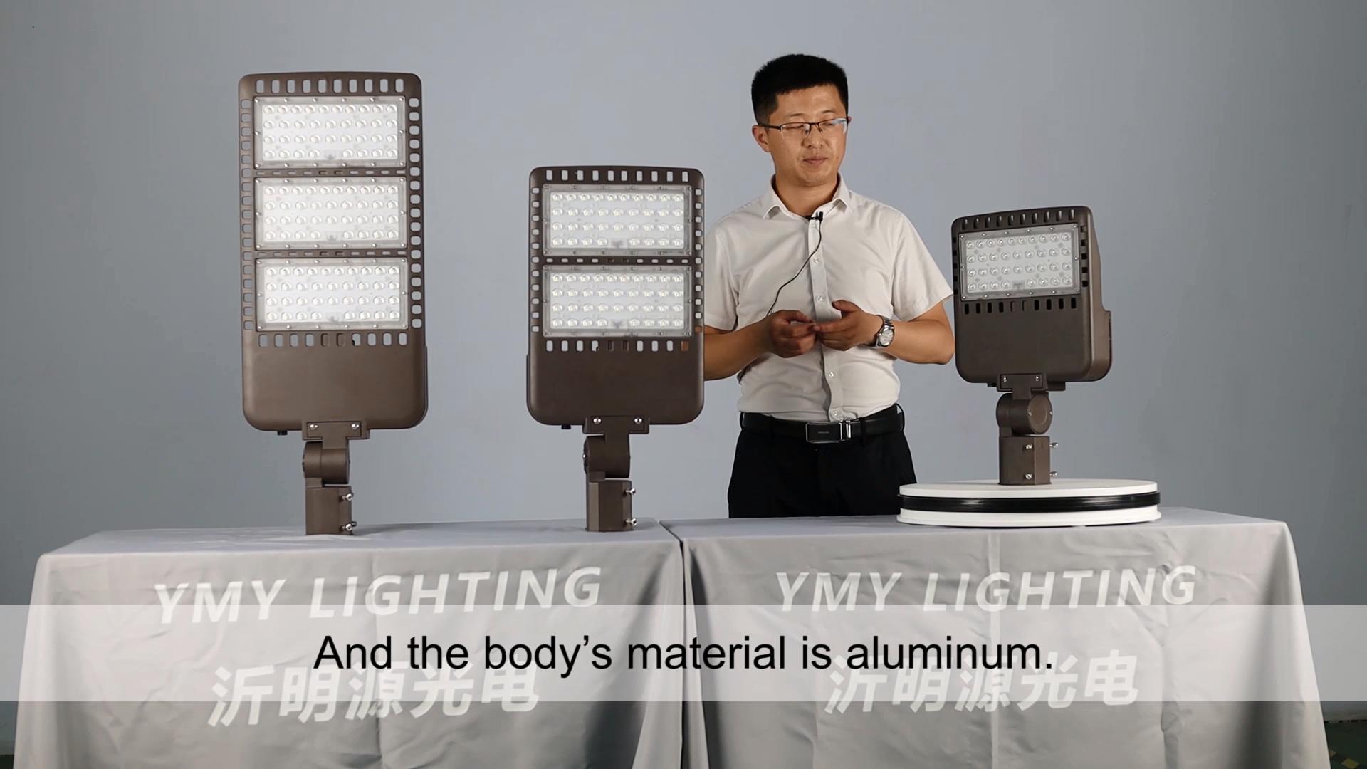 Ce Rohs одобренный профессиональный водонепроницаемый Ip66 наружный светодиодный уличный свет