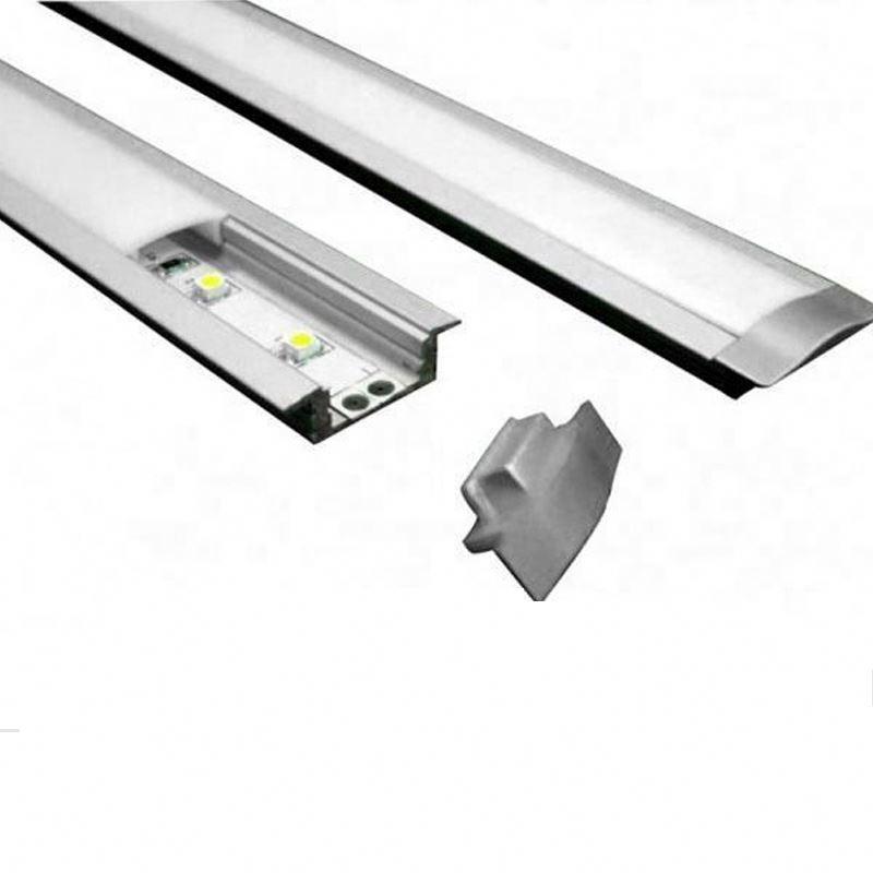 Factory Directly Sale christmas strip aluminum profile led light decoration linear lights