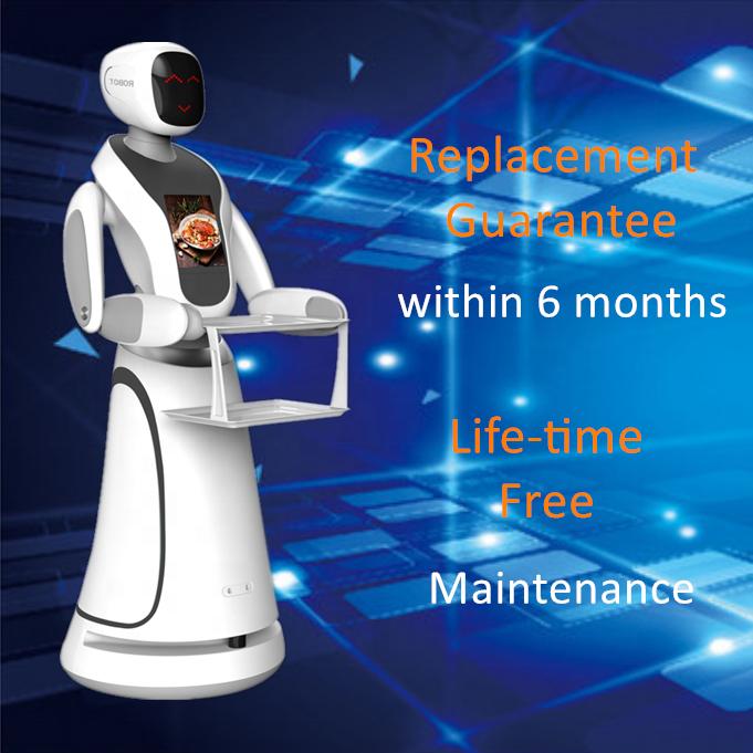 Csjbot Amy Hotel Restaurant Service Robot Waiter for Sale