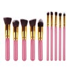 10 pcs Pack Pink-Gold