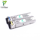 YXFiber 1.25Gbps SFP Fiber Optical Module Transceiver 1310nm/1490nm for EPON ONU, 3~120km Reach