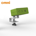 Desktop Removable Strip Clamp Power Outlets with 2 usb