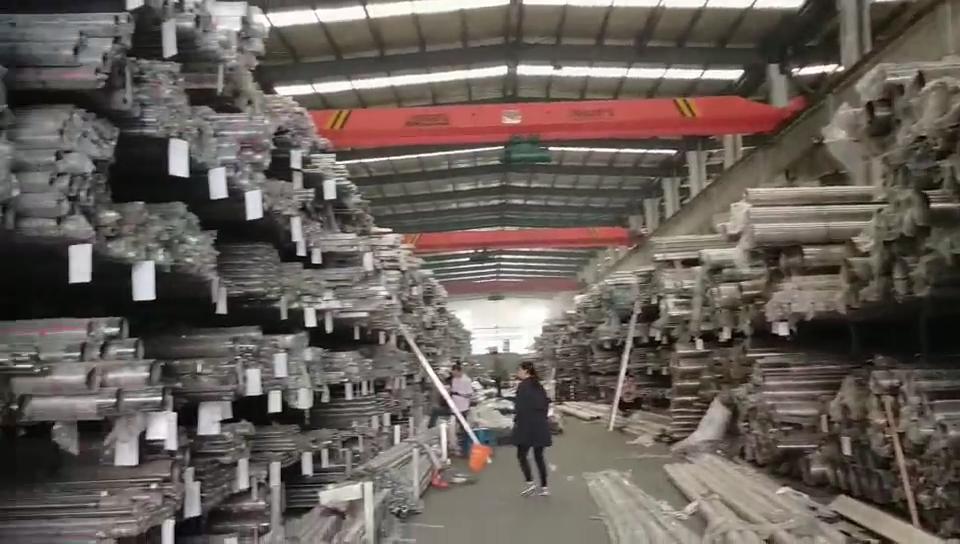 ASTM DIN Standar Ss 1 Inci 304 Stainless Steel Pipa Harga Produsen